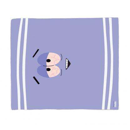 South Park Towelie Bed Throw chez Casa Décoration