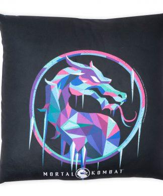Mortal Kombat Coussin Carré - 60x60cm - Soft Touch chez Casa Décoration