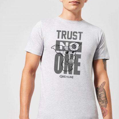Gremlins Trust One Mogwai Men's T-Shirt - Grey - XS chez Casa Décoration