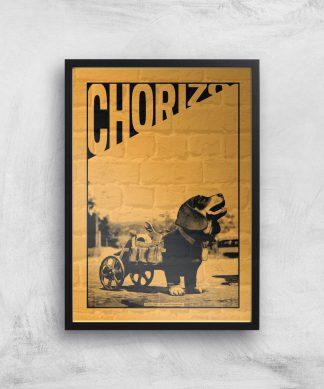 Far Cry 6 Chorizo Giclee Art Print - A4 - Black Frame chez Casa Décoration