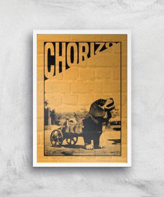 Far Cry 6 Chorizo Giclee Art Print - A3 - White Frame chez Casa Décoration
