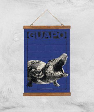 Far Cry 6 Guapo Giclee Art Print - A3 - Wooden Hanger chez Casa Décoration