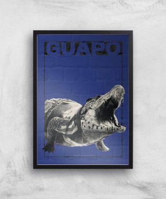 Far Cry 6 Guapo Giclee Art Print - A3 - Black Frame chez Casa Décoration