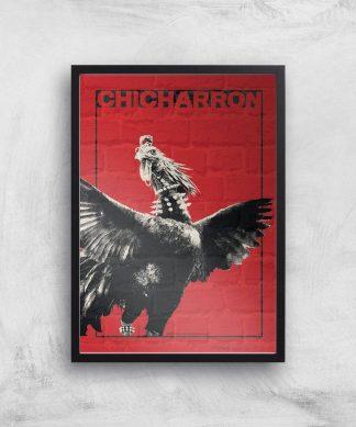 Far Cry 6 Chicharron Giclee Art Print - A4 - Black Frame chez Casa Décoration