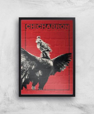 Far Cry 6 Chicharron Giclee Art Print - A3 - Black Frame chez Casa Décoration