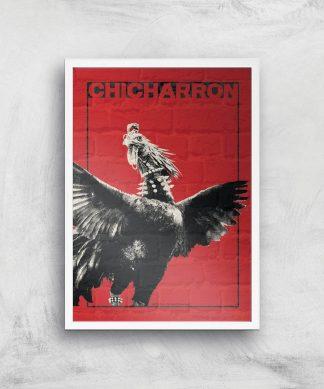 Far Cry 6 Chicharron Giclee Art Print - A2 - White Frame chez Casa Décoration